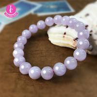 翡翠紫羅蘭手珠